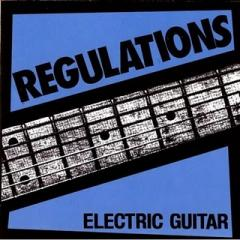 Regulations ‎– Electric Guitar