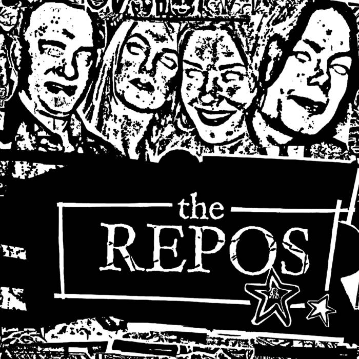 THE REPOS—SELF-TITLED LP 180GM VINYL