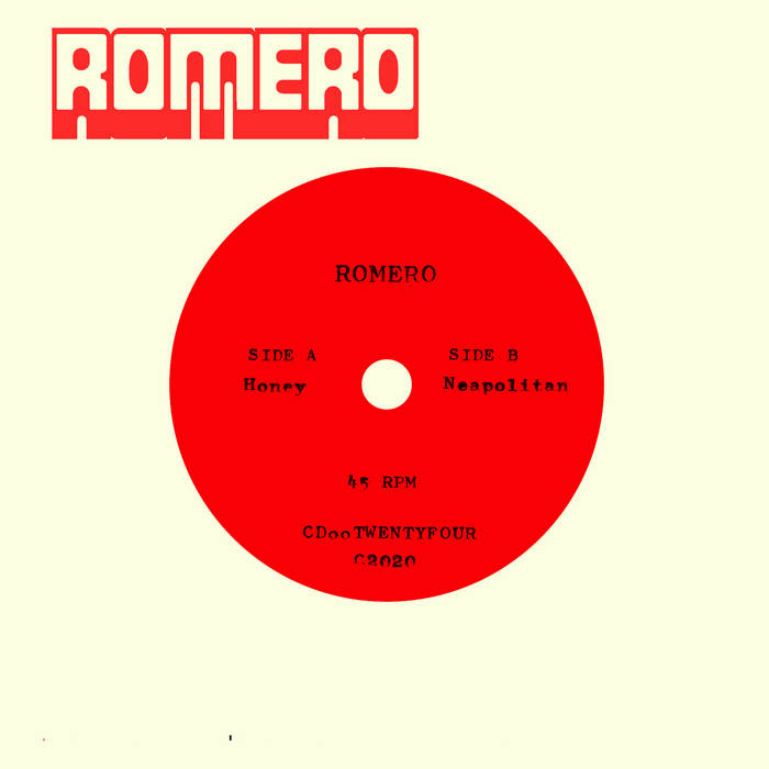 Romero - Honey 7""
