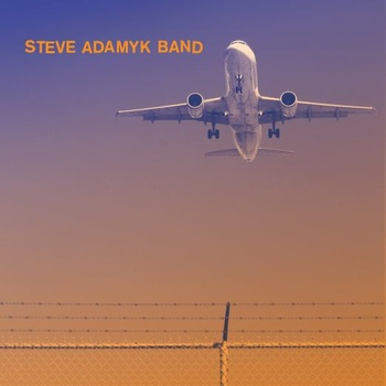 "STEVE ADAMYK BAND - High Above 7"" - Click Image to Close"