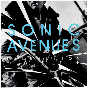 Sonic Avenues - Television Youth LP