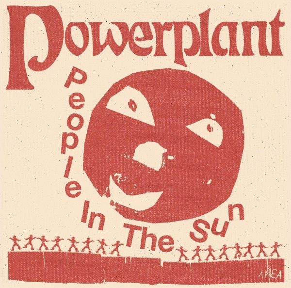 Powerplant - People In The Sun LP