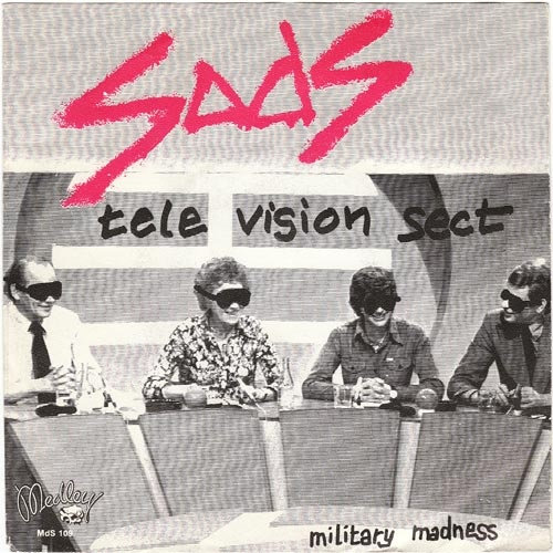 Sods – Televison Sect 7″