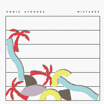 Sonic Avenues - Mistakes LP