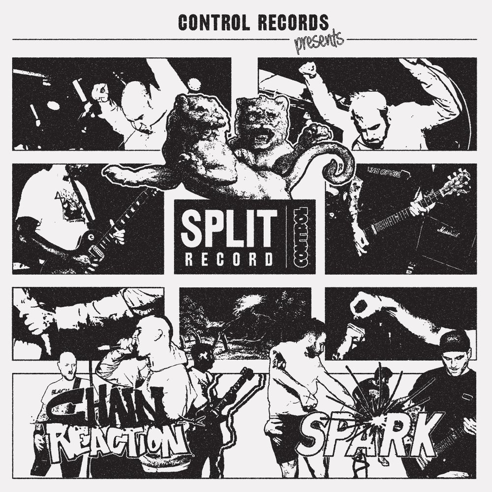 SPARK / CHAIN REACTION - Split EP
