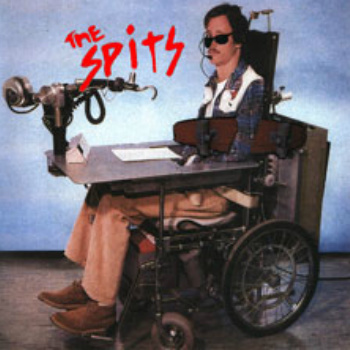 "THE SPITS - ""self​-​titled #2"" LP"