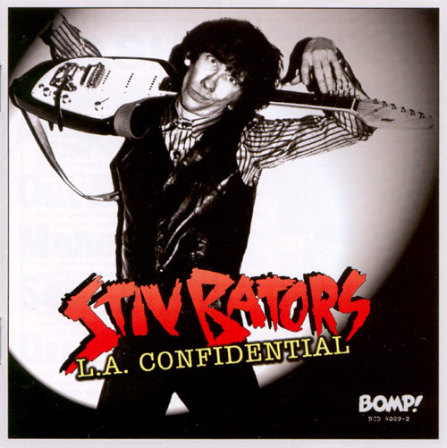 Stiv Bators - L.A. Confidential LP