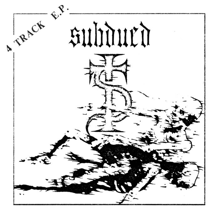 SUBDUED - 4 Track E.P. 7""