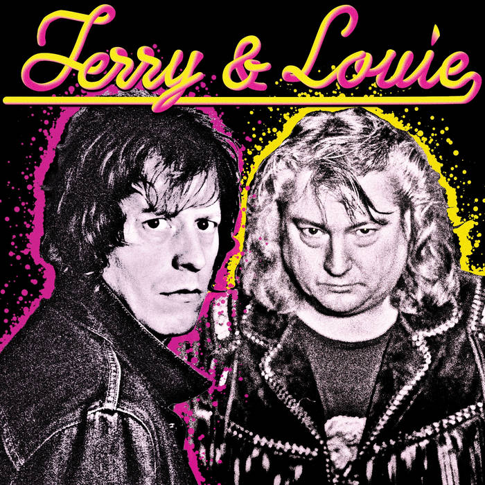 TERRY & LOUIE - ...A Thousand Guitars LP