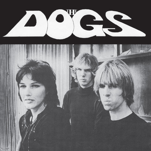 "The Dogs - Slash Your Face 7"" EP"