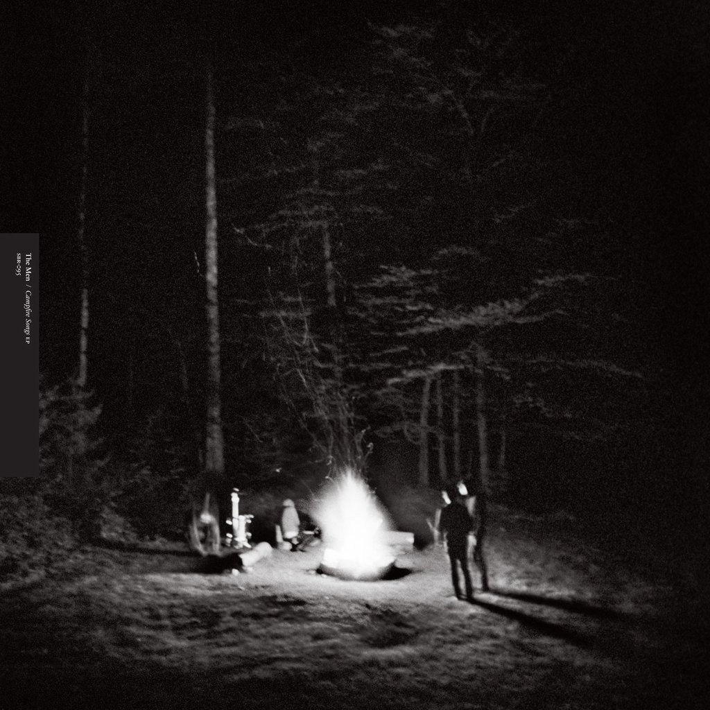 "The Men - Campfire Songs 12"" EP"