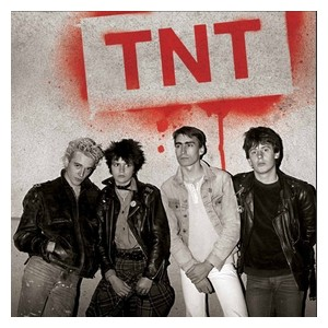 "T.N.T.-""Complete recordings""-Discography DLP"
