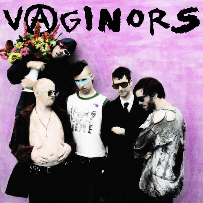 Vaginors – Nuclear Papsmear LP - Click Image to Close