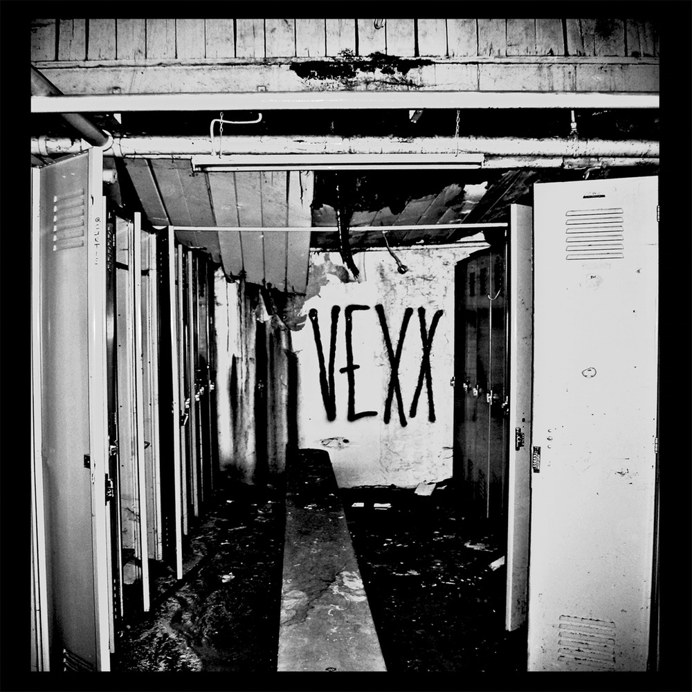 VEXX - 'Vexx' LP - Click Image to Close