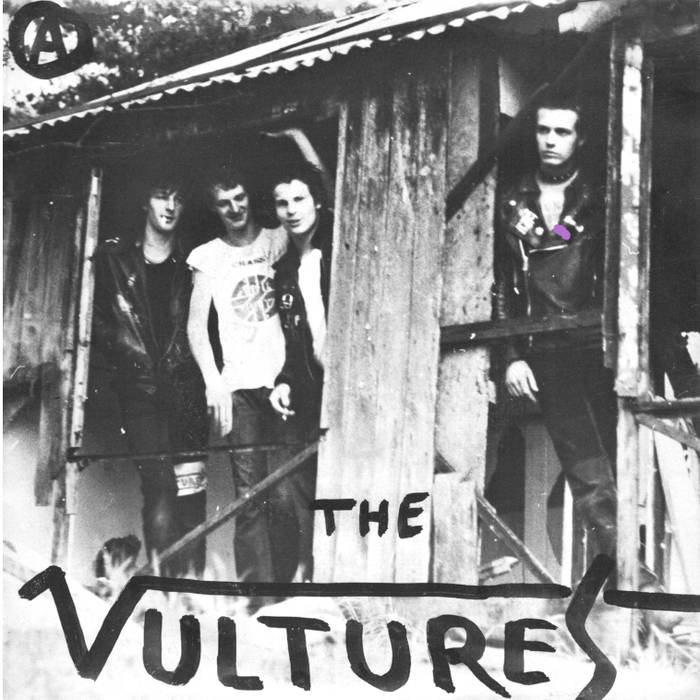 VULTURES - S/T 7""